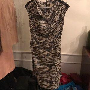 Gorgeous Nicole Miller Atelier tailored dress